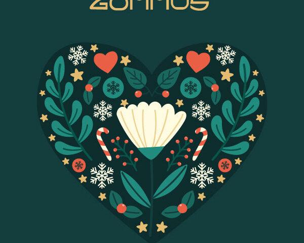 Auguri da Gommus - Merry Christmas from Gommus - Natale